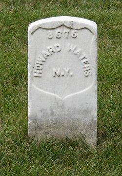 Pvt Howard Waters