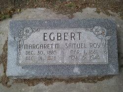 Margaret <i>Morrell</i> Egbert