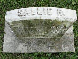 Sarah Sallie B Dickey