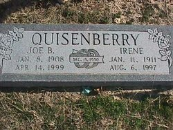 Irene Emma <i>True</i> Quisenberry