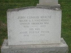 Annie <i>Porter</i> Krause