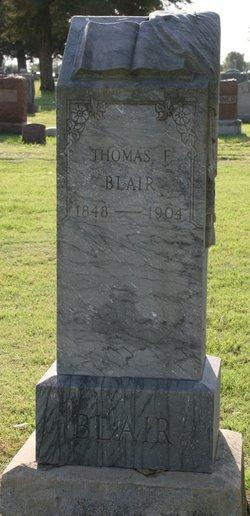 Thomas F. Blair