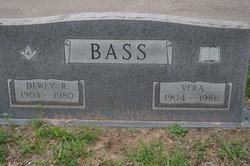 Dewey Roscoe Bass