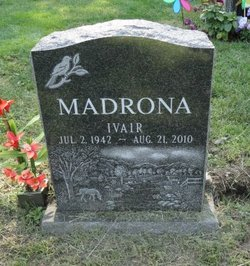 Ivair Madrona, Sr