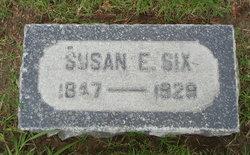 Susan E. Six