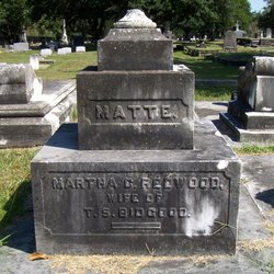 Martha Caroline <i>Redwood</i> Bidgood