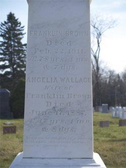 Angelia <i>Wallace</i> Brown