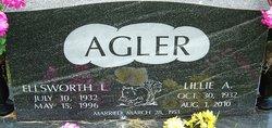 Lillie Ann Bug <i>Eldridge</i> Agler