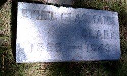 Ethel <i>Glasmann</i> Clark