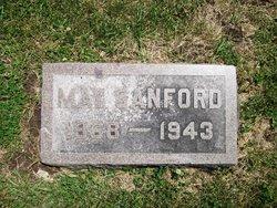 May <i>Hill</i> Sanford