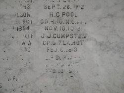 John Joseph J.J., Jehu Cumpsten
