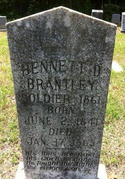 Bennett D. Brantley