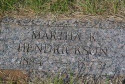 Martha K. Hendrickson