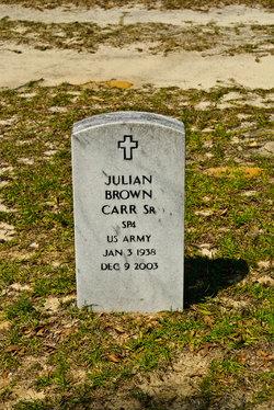 Julian Brown Carr, Sr