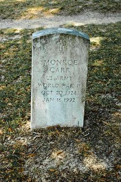 Monroe Carr