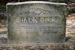 Donald Eugene Barnhill