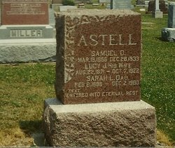 Samuel David Astell