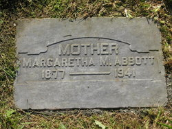 Margaretha <i>Mossler</i> Abbott