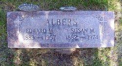 Edward M. Albers