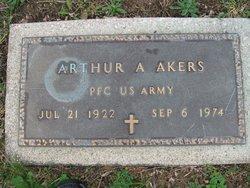Arthur A Akers