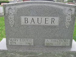 Mary Louise <i>Mathias</i> Bauer