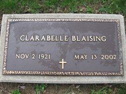 Clarabelle Blaising