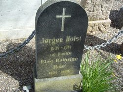 Else Kathrine <i>Nielsdatter</i> Holst