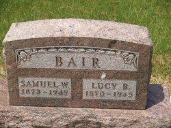 Lucy B <i>Drummond</i> Bair