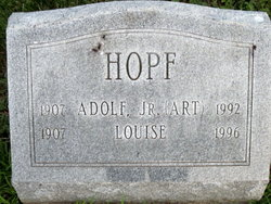 Adolf Art Hopf, Jr