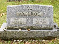 Mary <i>Frankel</i> Axelrod