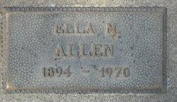 Ella M. Allen