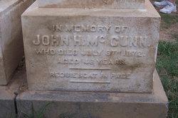 Judge John H. McCunn