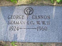 George Thomas Cannon
