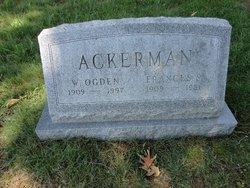 Frances S Ackerman