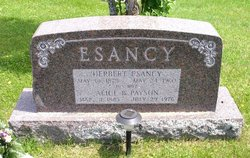 Alice B <i>Payson</i> Esancy