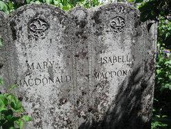 Isabella Belle McDonald