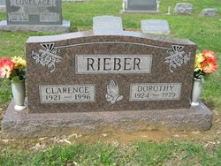 Clarence Rieber