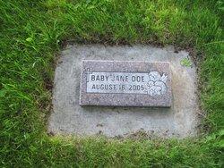 baby jane doe added by  jim lee