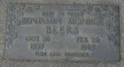 Benjamin Monroe Beers