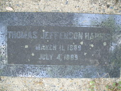 Thomas Jefferson Harris
