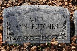 Ann Butcher