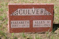 Elizabeth <i>Bartelt</i> Culver
