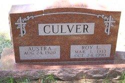 Roy Leo Culver