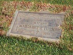 Margaret Ann <i>Tracy</i> Turner