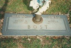 Henry Manless H. M. Bost