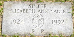 Sr Elizabeth Ann Nagle
