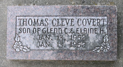 Thomas Cleeve Covert