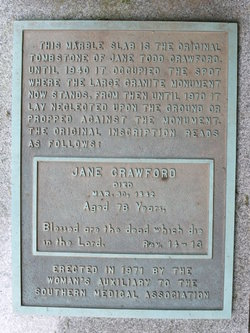 Jane <i>Todd</i> Crawford