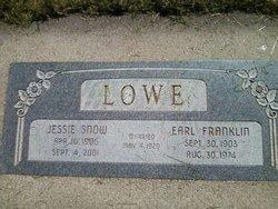 Earl Franklin Lowe