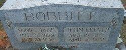 John Greyer Bobbitt